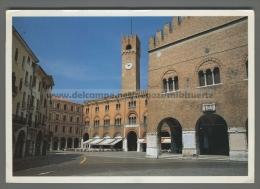 T5467 TREVISO PIAZZA DEI SIGNORI E PALAZZO DEI TRECENTO VG (m) - Treviso