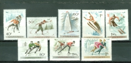 Hungary 1955 Winter Games MNH** - Lot. 3032 - Airmail