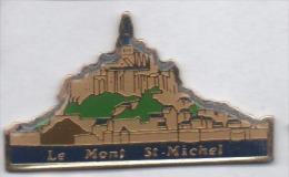 Big Pin´s , Le Mont Saint Michel - Villes
