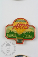 Hot Air Balloon Arts Aloft ´92 Valdosta - Georgia - Pin Badge #PLS - Arthus Bertrand