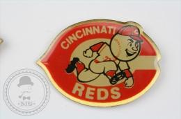 Cincinnati Reds Baseball Team - Pin Badge #PLS - Béisbol