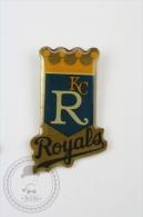 Kansas City Royals Baseball Team - Pin Badge #PLS - Béisbol