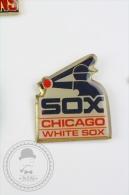 Chicago White Sox Basseball Team - Pin Badge #PLS - Béisbol