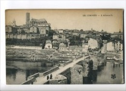CP87115 - LIMOGES - L'Abbesaille - Limoges