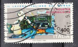 Italia   -    1983.  Industria Automobilistica.  Auto Industry - Cars
