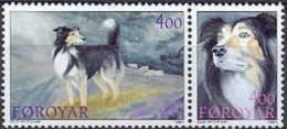 FAROER 1994 Honden Serie PF-MNH-NEUF - Islas Faeroes