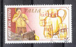 Italia   -    1984.  Lavoratore Del Vetro. Worker Of The Glass. - Jobs