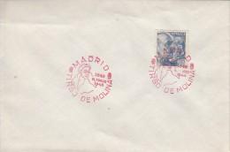 España Sobre Nº 532 - 1931-50 Lettres