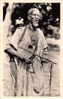 ¤¤  -  27   -  NIGER   -  Griot Haoussa   -  Musicien , Instrument De Musique    -   ¤¤ - Niger