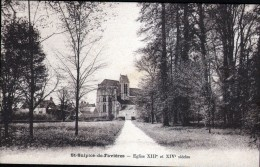 91 - ST SULPICE DE FAVIERE, EGLISE - Saint Sulpice De Favieres