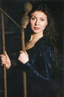 "Photo Originale De Presse -  ELENA ZAREMBA  , La "" Carmen "" D'alfredo Arias En 1997 - Célébrités"