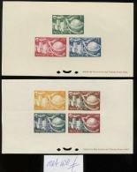 Blocs Spéciaux Pleine Gomme Originale **  UPU 1949 - Blocks & Sheetlets