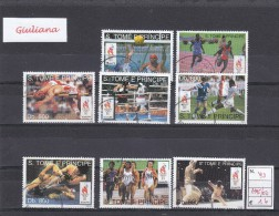 Sao Tomè E Principe 1993 - Yt 1195/02  Used   Olimpiadi Atlanta '96 - Zomer 1996: Atlanta