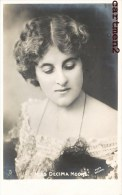 MISS DECIMA MOORE ACTRESS SINGER ARTISTE COMEDIENNE SPECTACLE THEATRE 1900 WOMAN Lilian Decima Lady Moore-Guggisberg - Entertainers