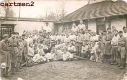 CARTE PHOTO : REGIMENT MILITAIRE TANKISTE TANK SOLDAT GUERRE TANKISTES CHAR DE COMBAT - Regiments