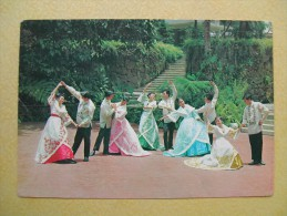 PHILIPPINES. QUEZON. La Dance Du Jotabal. - Filippine