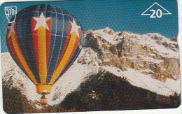 AUSTRIA - Balloon, Peterle Air 2, CN : 907L, Tirage 760, 07/99, Used - Oostenrijk