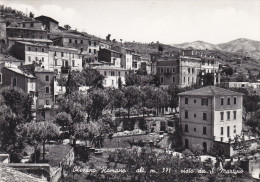 Olevano Romano Visto Da S. Martino-viaggiata - Altre Città
