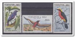 Mali 1960, Postfris MNH, Birds - Mali (1959-...)