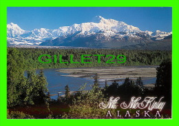 TALKEETNA, ALASKA  - MT. McKINLEY VIEW FROM THE SOUTH SIDE - ARTIC CIRCLE ENTERPRISES - - Fairbanks