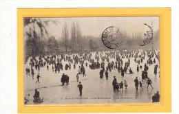PARIS (75012) / SPORTS / LOISIRS / SITES / Bois De Vincennes / Lac Daumesnil / Les Patineurs / Animation - District 12