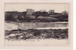 SAINT LUNAIRE (35) / SITES / PLAGES / La Plage De Lonchamps - Saint-Lunaire