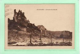 SAINT LUNAIRE (35) / SITES / PLAGES / Crevasse Du Décollé - Saint-Lunaire