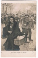 Salon De 1908, J. Adler, Le Trottin - Circulée - Peintures & Tableaux
