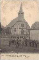 SERAINCOURT - ARDENNES / L' EGLISE / TRES BELLE ANIMATIO - Autres Communes