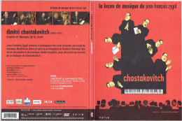 LA LECON DE MUSIQUE DE JEAN FRANCOIS ZYGEL MUSIQUE DE CHOSTAKOVITCH AVEC LA QUATUOR DEBUSSY - Concerto E Musica