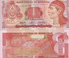 HONDURAS 1 LEMPIRAS 2004 FDS UNC - Honduras