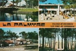 """LA PALMYRE Village De Vacances """"les Pins De Cordouan"""" En 4 Vues - Frankreich"""