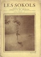 LES SOKOLS  JUIN JUILLET 1926 GAZETTE DE PRAGUE