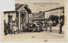 AINHOA - 64 - Pays Basque - DANCHARINEA - Visite De La Douane - Achat Immédiat - Autres Communes