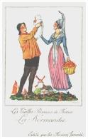 Farine Maltée JAMMET  Illustrateur Jean Droit  LA NORMANDIE    TTB - Trade Cards