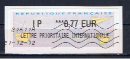 F+ Frankreich 2012 Mi Xx Papierflugzeuge 0,77 € - 2000 Type «Avions En Papier»