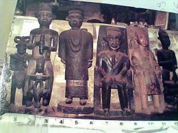 CAMERUN CARVINGS  FROM  BABUNGO PALACE     V1980 EM9268 - Camerun