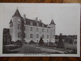 49 - JOUE - ETIAU - La Frappinière (Château) - Francia