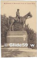 Monument To Marechal Foch At CASSEL MONT - Cassel