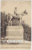 MONT-CASSEL - Statue Du Maréchal Foch - N° 2 - Cassel