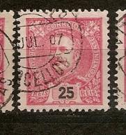 Portugal & Barcelos (141) - 1892-1898 : D.Carlos I