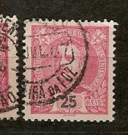 Portugal & Figueira Da Foz(141) - 1892-1898 : D.Carlos I
