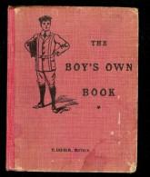 THE BOY'S OWN BOOK   De G.H. CAMERLYNCK Et CAMERLYNCK-GUERNIER - Enfants