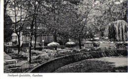 STADTPARK GASTSTATTE HAMBORN - Germania