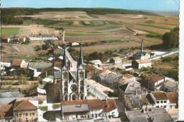 CPSM - Euville - Vue Panoramique Aérienne - L' Eglise - France