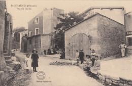 CPA - St Aunes - Vue Du Centre - France