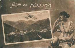 ITALIE FOLLINA / Vue Générale, Saluti Da Follina / - Altre Città