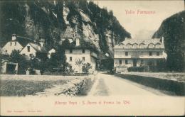 ITALIE FORMAZZA / Valle Formazza, Albergo Vesci, San Rocco Di Premia / - Altre Città