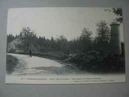 88 PLOMBIERES  ROUTE DE FEUILLEES - Plombieres Les Bains