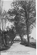Ile De NOIRMOUTIER : Le Chateau Vu De La Route Du Grand Four - CPA Non Utilisée - Ile De Noirmoutier